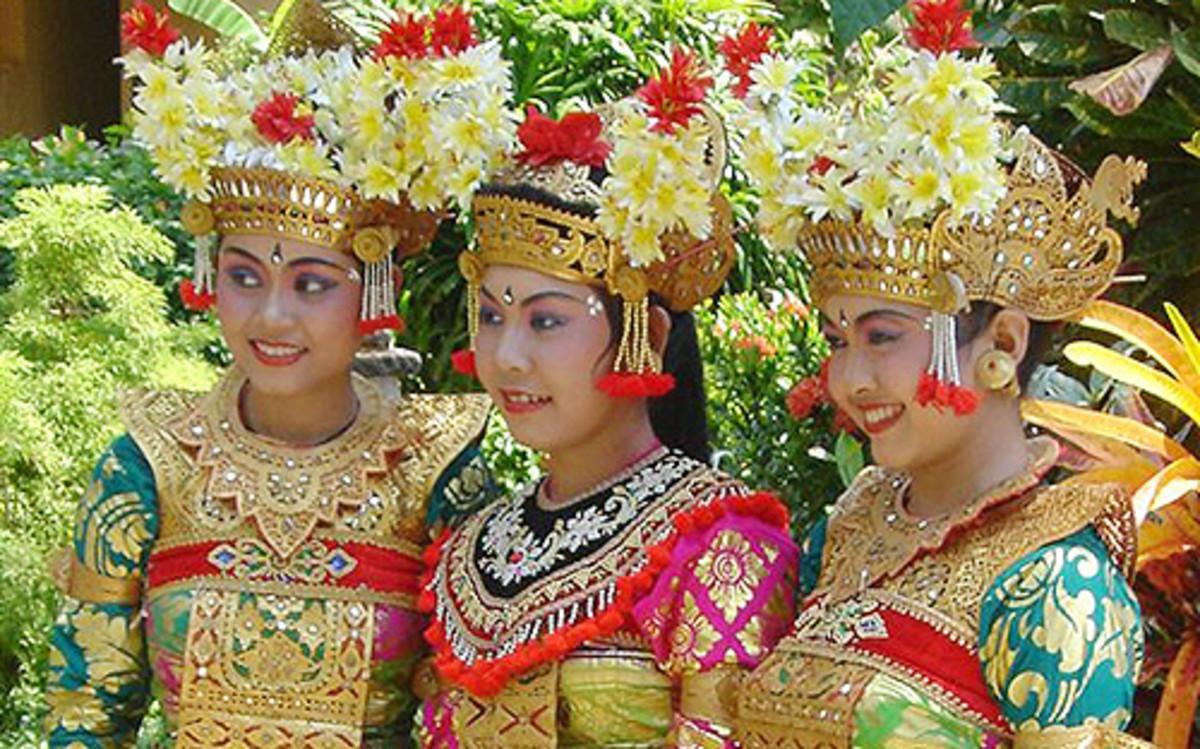 Bali Girl Dancer