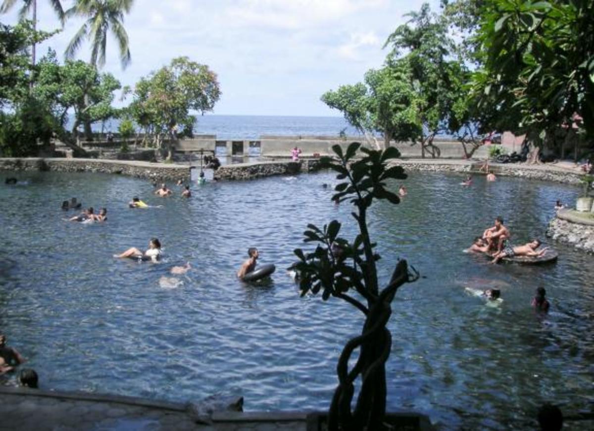 Air Sanih, Bali