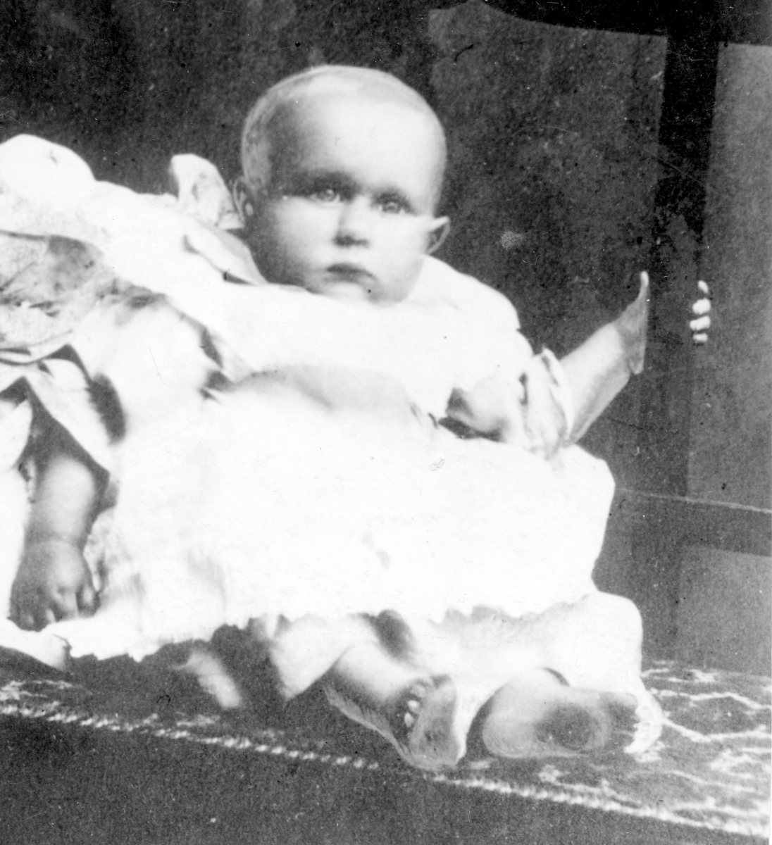 Baby Sidney Goodwin Died on the Titanic