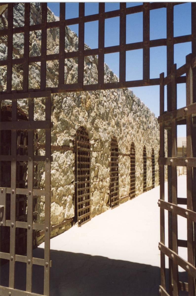 Cell block, Arizona Territorial Prison