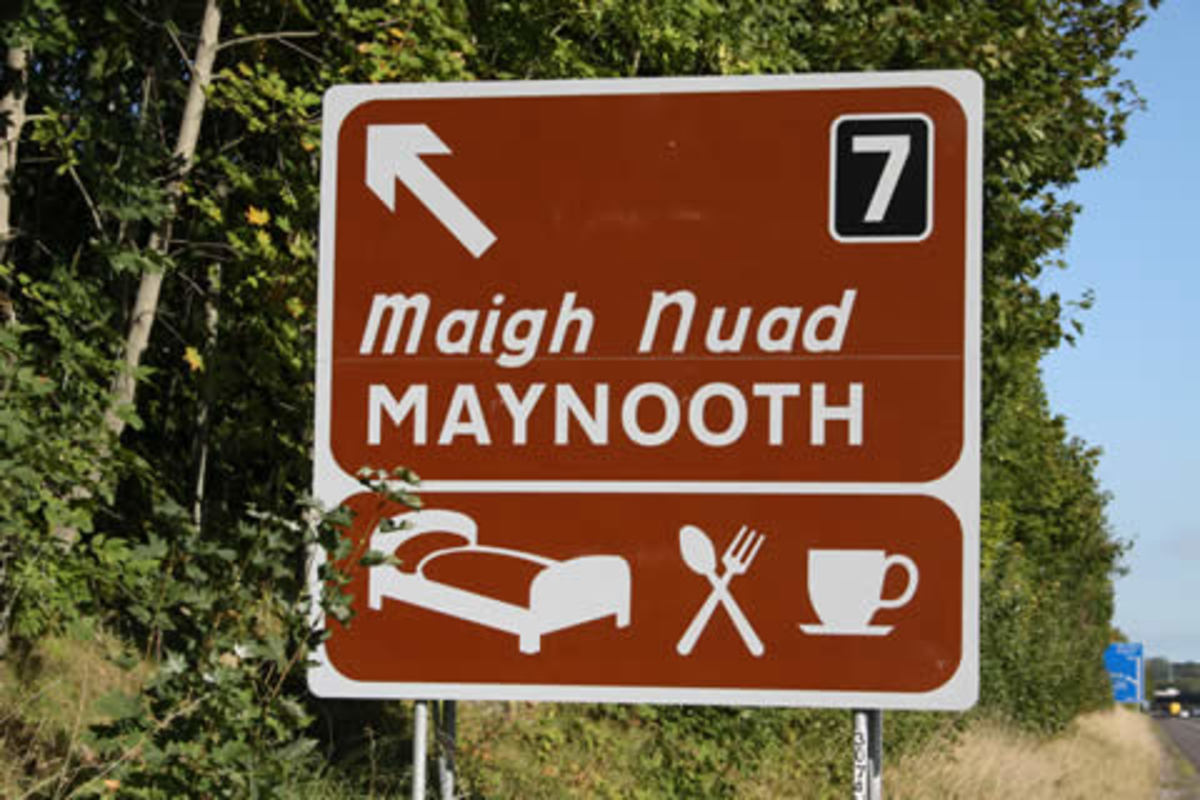 Things to do in Maynooth Ireland - Historical Sights, Carton House and other Activities