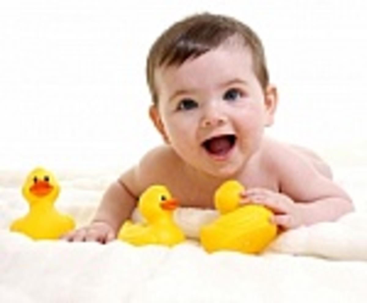 3 Little Duckies