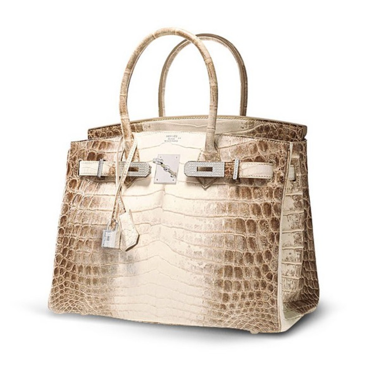 One of the most expensive Birkin ever created!