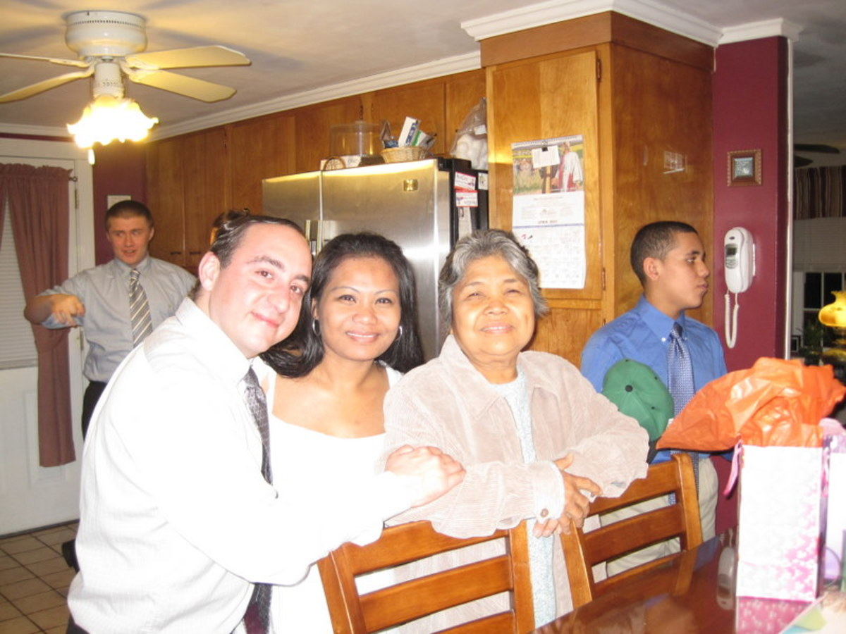 Me, My Wife, and My Beautiful Mother In Law