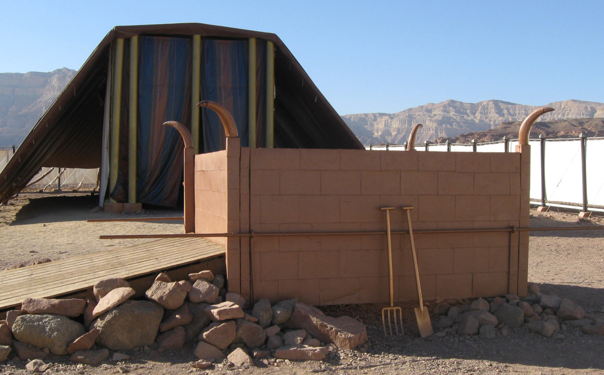 the-purpose-of-the-wilderness-tabernacle-the-copper-altar-of-sacrifice