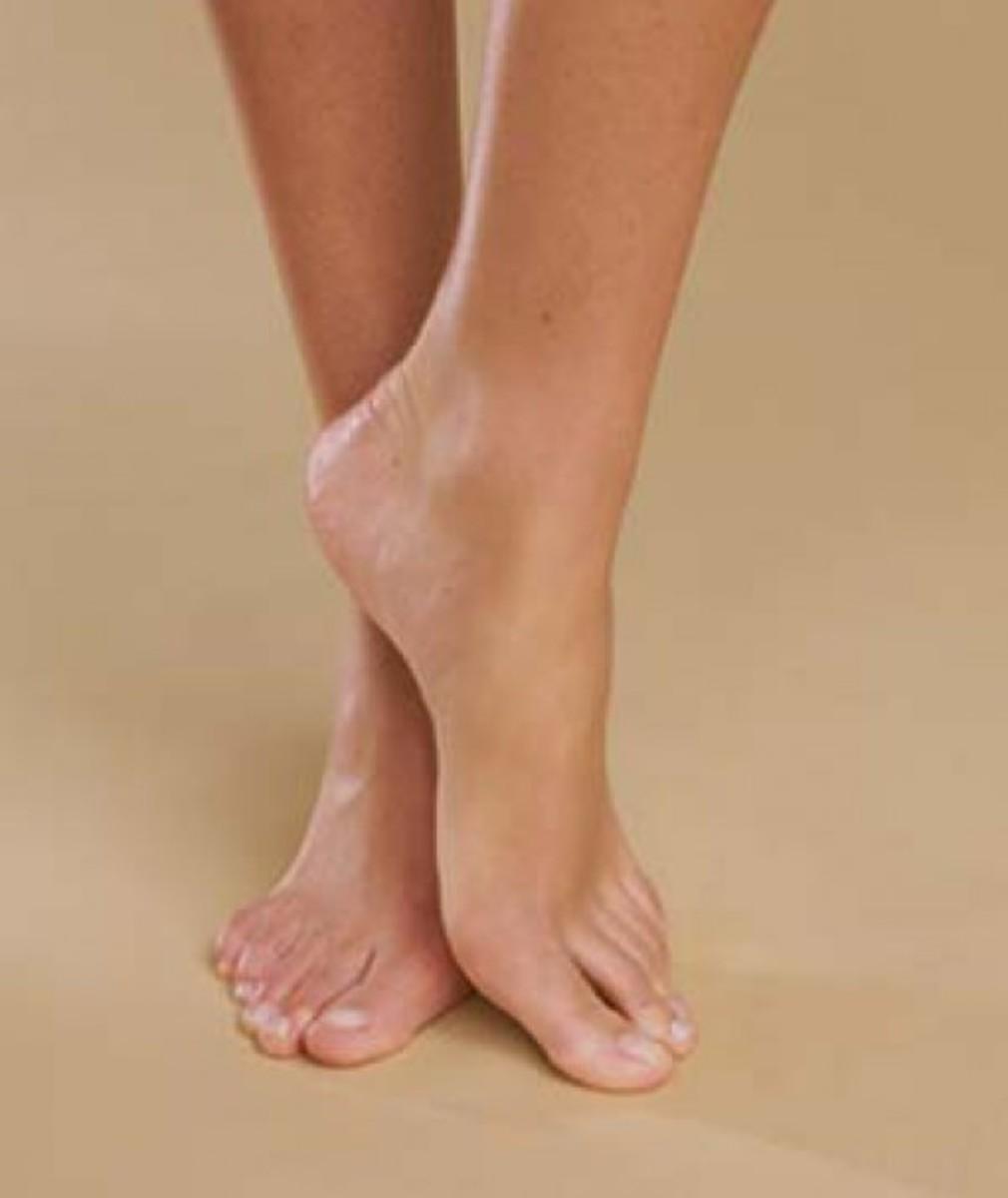 Easy Clean Feet