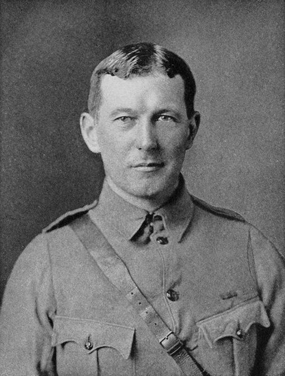 Lieut. Col. John McCrae, M.D.