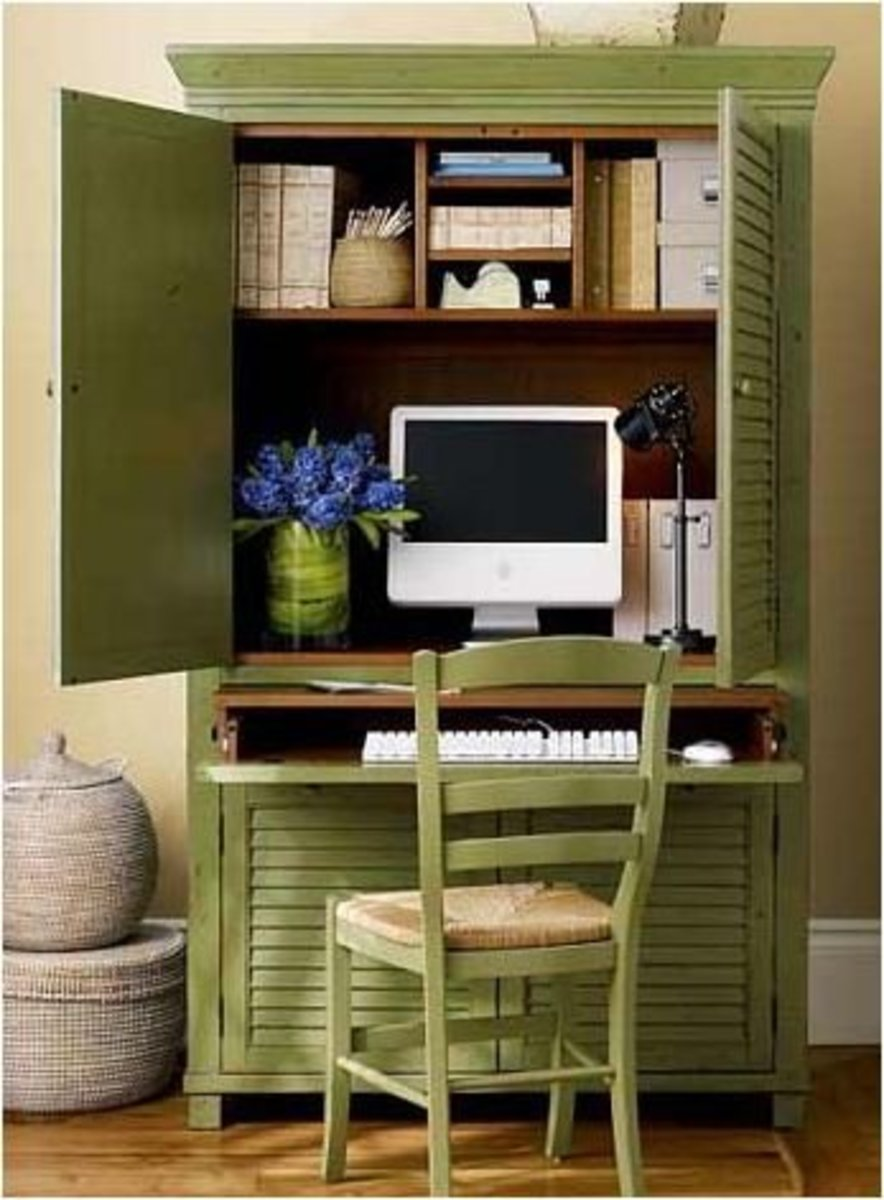 What To Do With An Old Armoire Or Tv Cabinet Repurpose