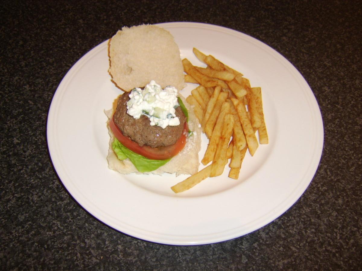 International Homemade Burger Recipes