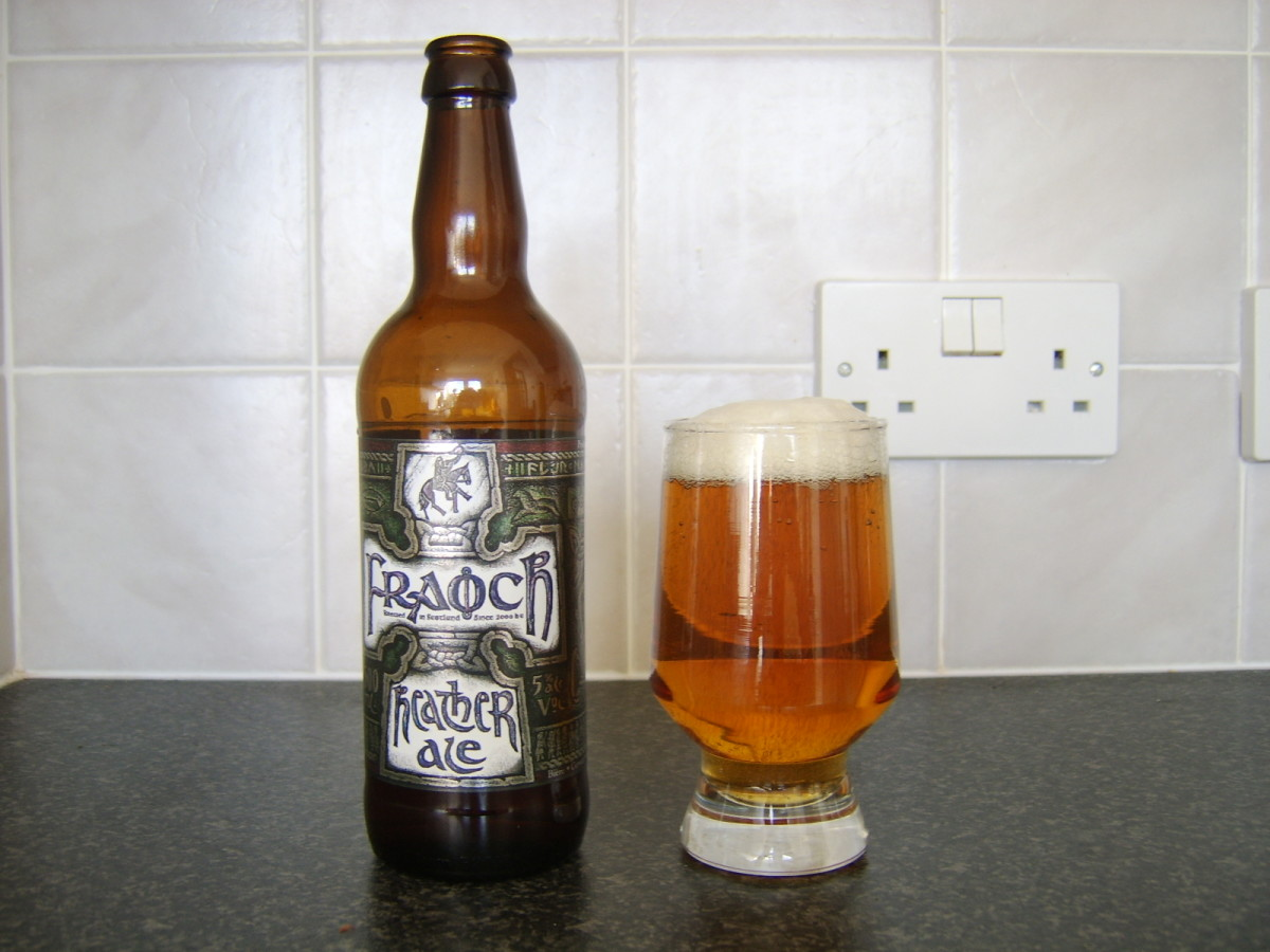 Heather Ale provides a delicious, if unusual, taste of Scotland