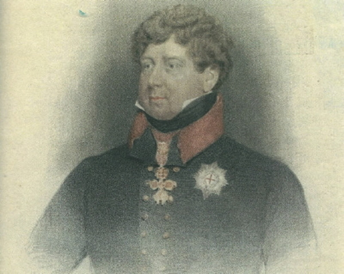 Georgie, Porgie, Pudding and Pie : The Visit of King George IV to Edinburgh in 1822.