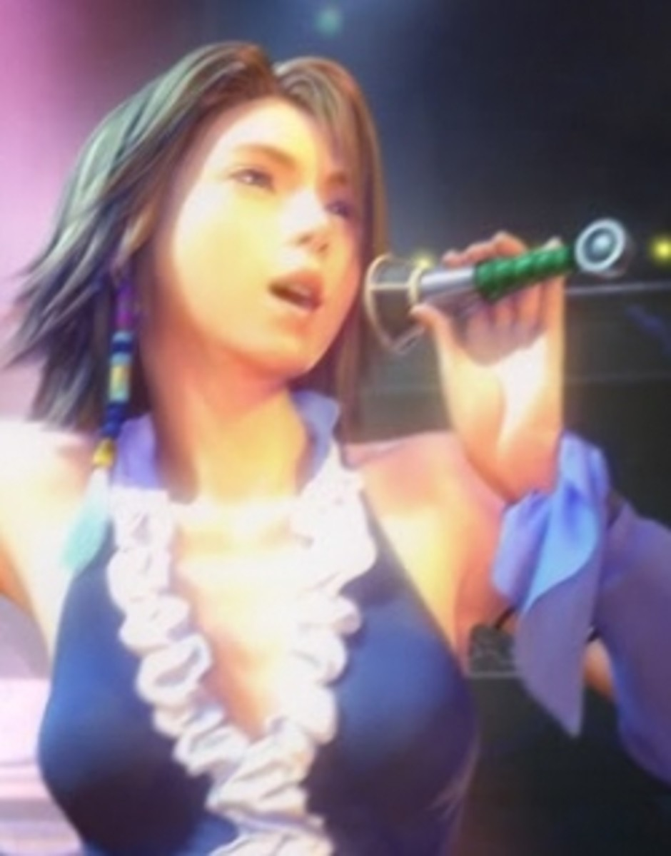 Final Fantasy X Voice Actors /  Voice Acting Sound Samples