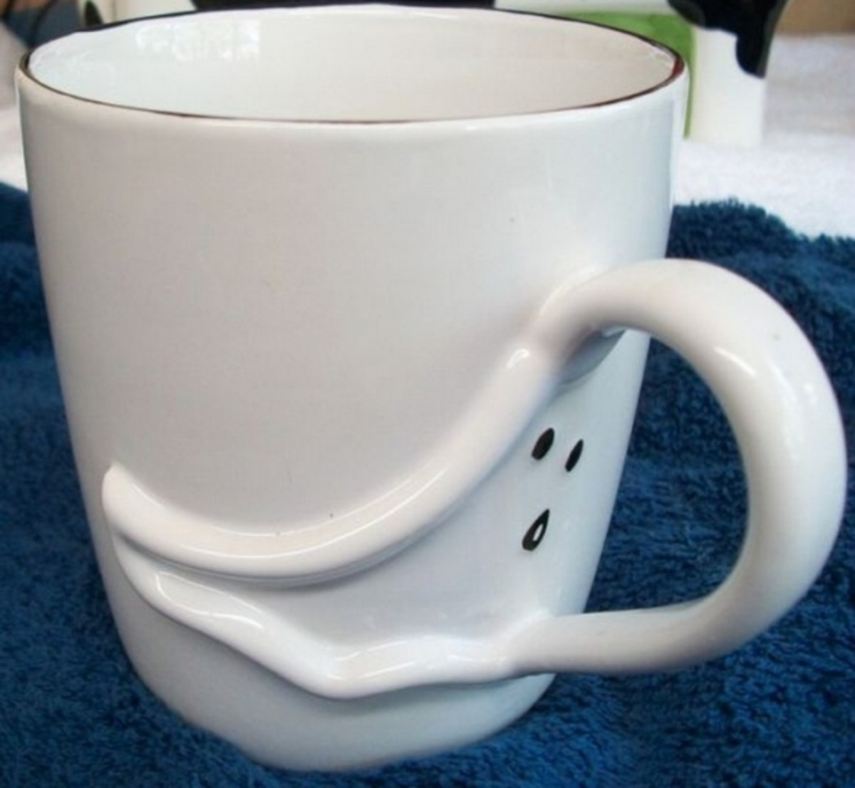 Starbucks Ghost Mug