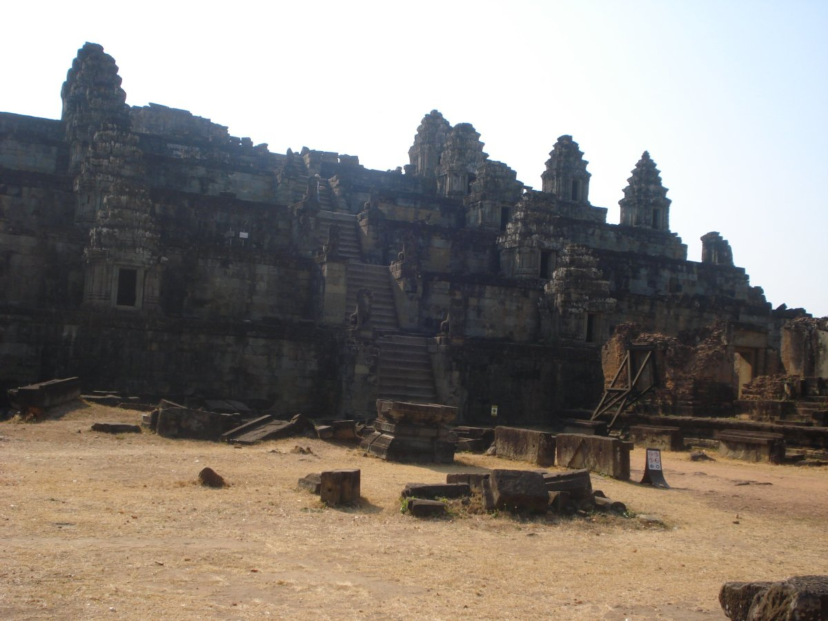 More Temples in Angkor Wat Cambodia Srok Khmer