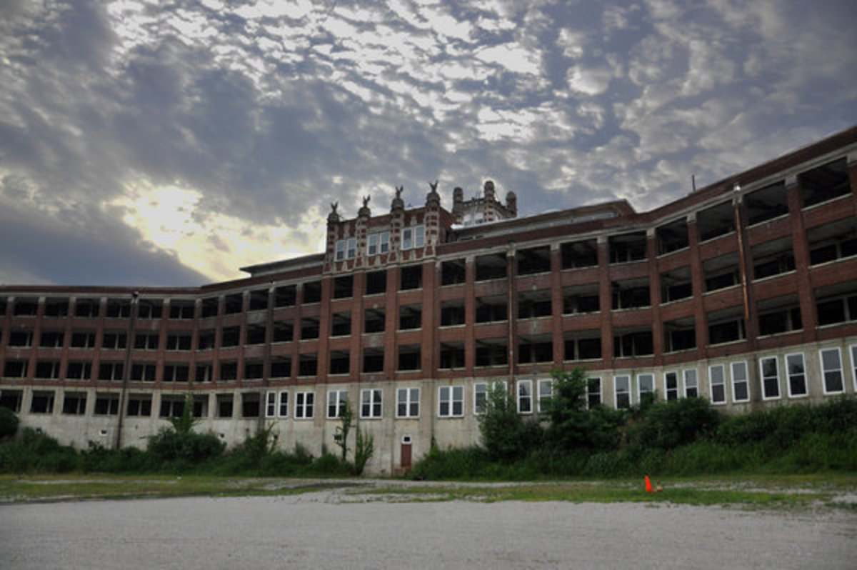 Waverly Hills Most Haunted Place in America