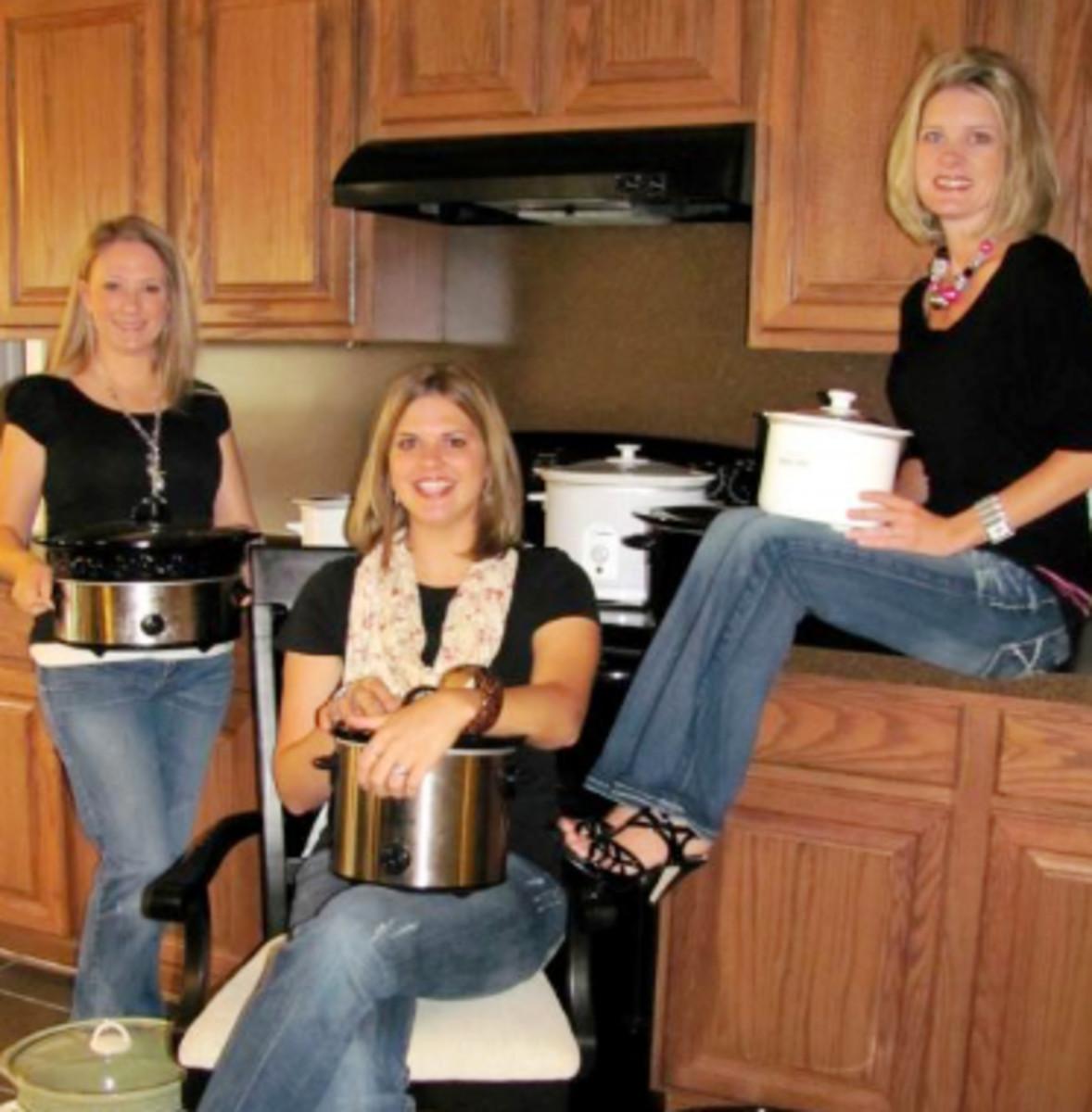 The Crock Pot Girls