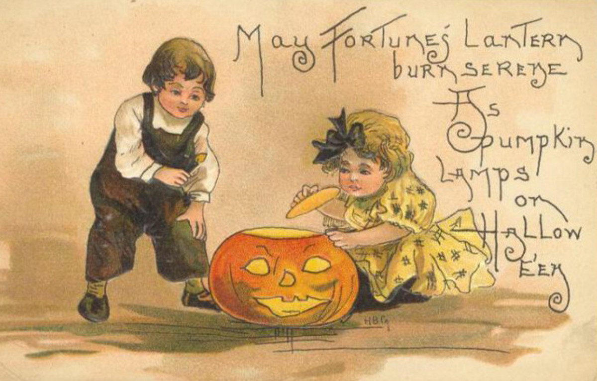 Pumpking Carving Time