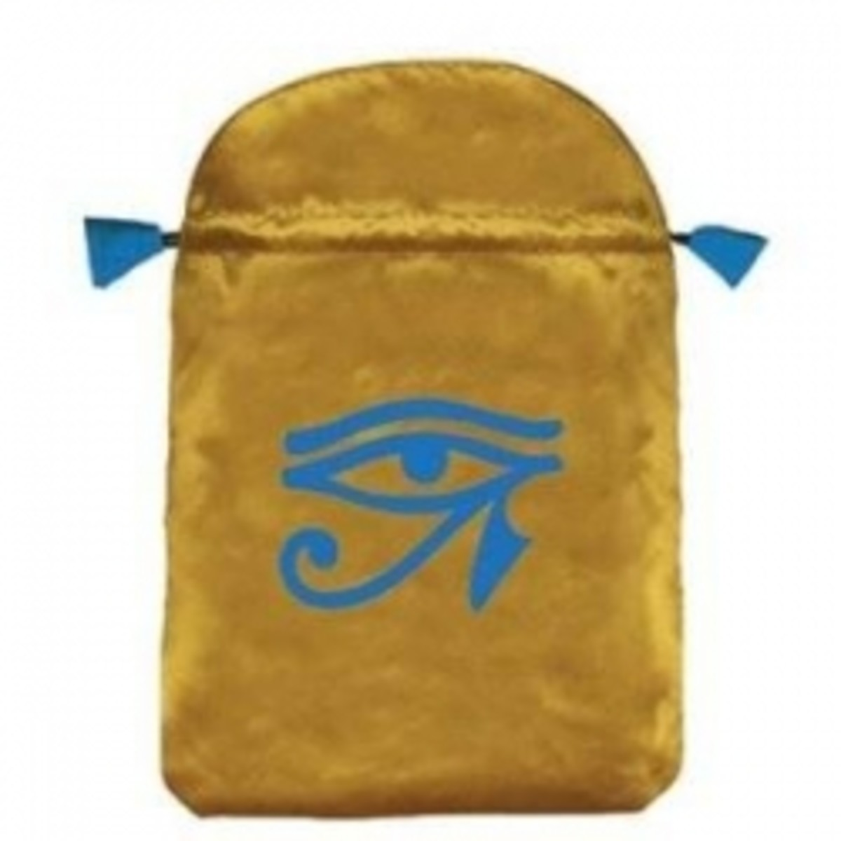 Horus Eye satin tarot bag