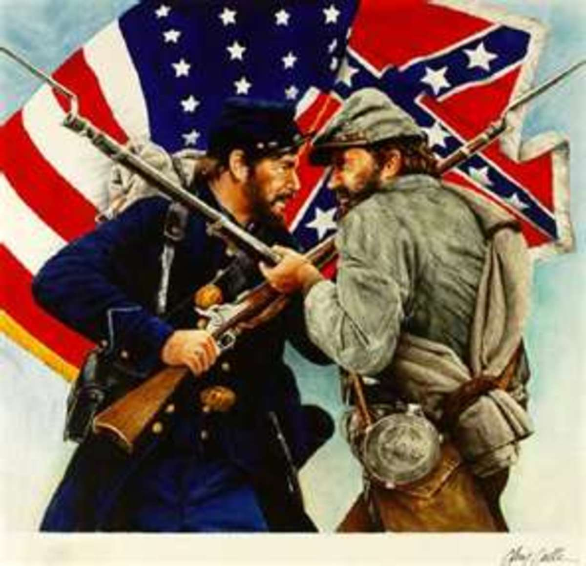 the american civil war origins  an anthropological perspective