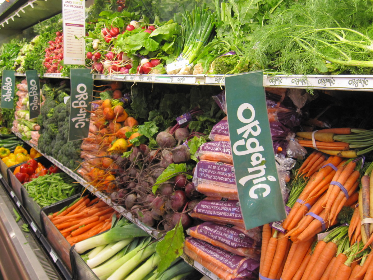 20 Fruits and Vegetables You NEED to Buy Organic