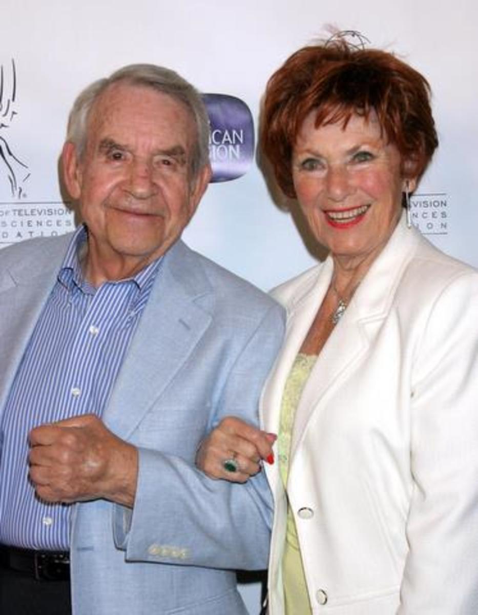 Tom Bosley & Marion Ross