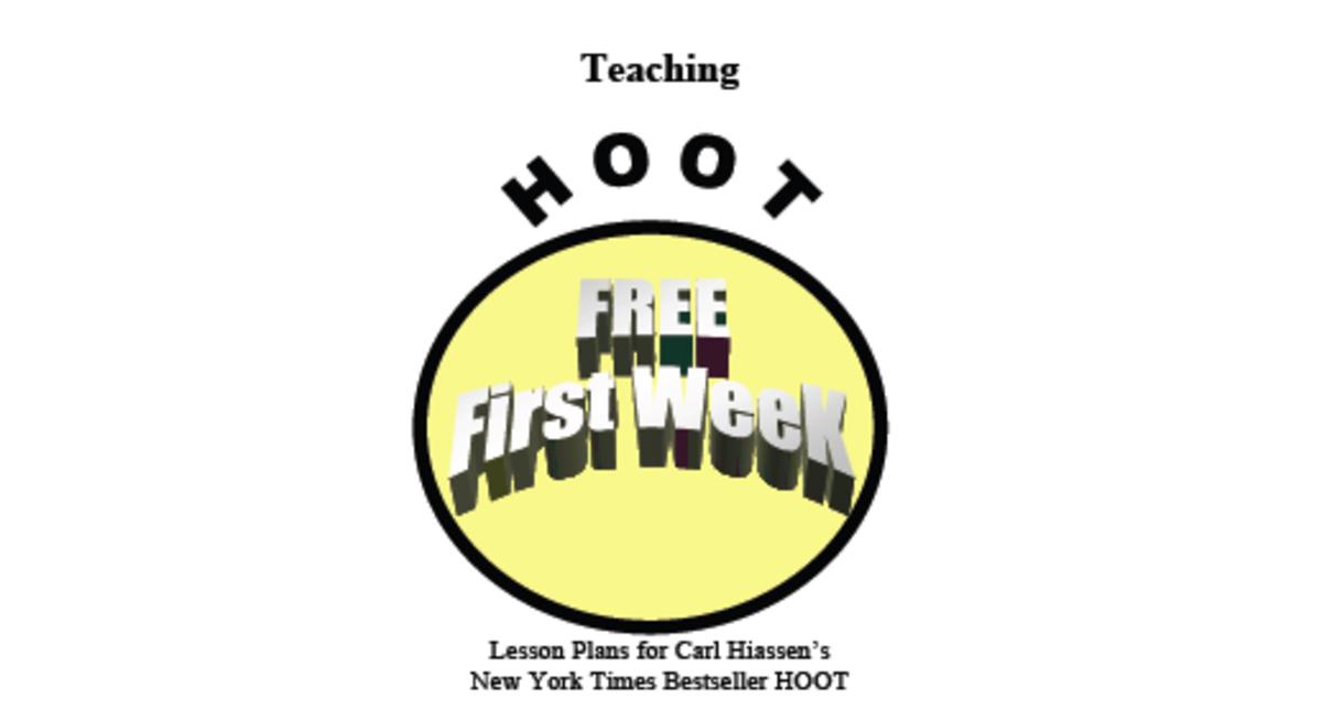 Free Hoot Lesson Plans