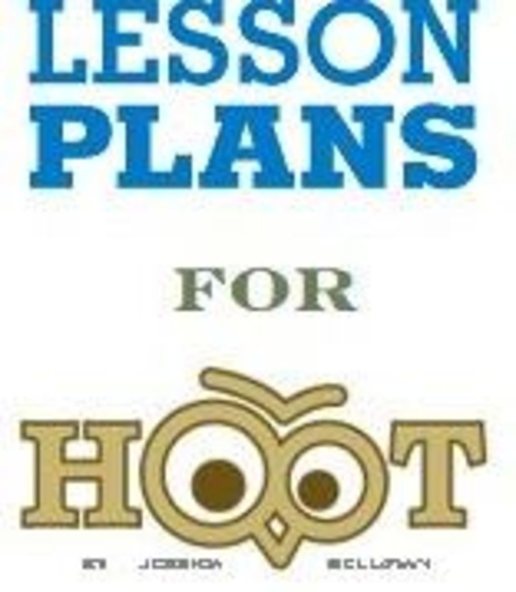 Lesson Plans for Hoot