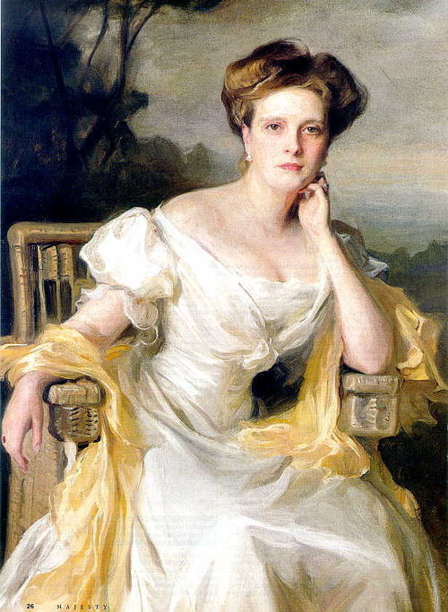 Princess Victoria Von Battenburg