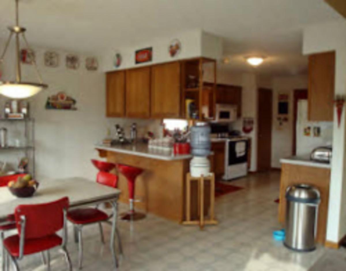 coca-cola kitchen