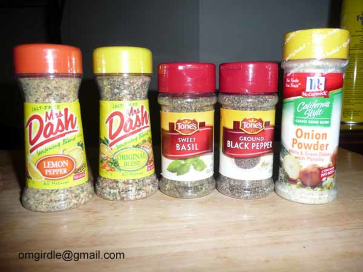 DRY SPICES
