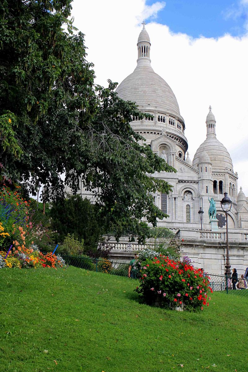 The Church of Sacré-Coeur