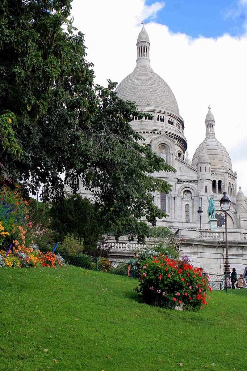 The Church of Sacré-Coeur