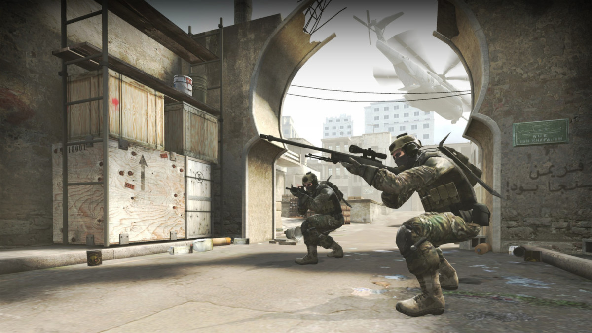 CS:GO Gameplay