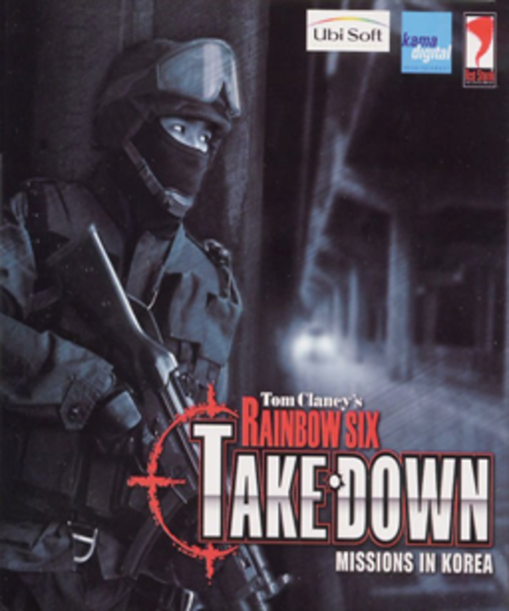 Rainbow Six: Take-Down – Missions in Korea