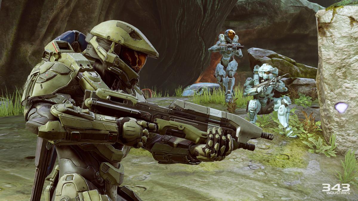 Halo 5 Campaign