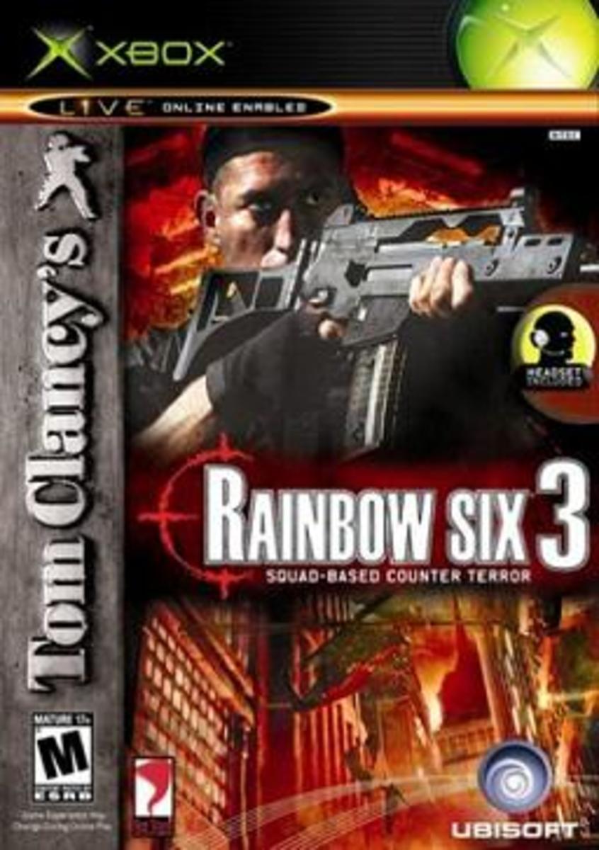 Rainbow Six 3: Raven Shield