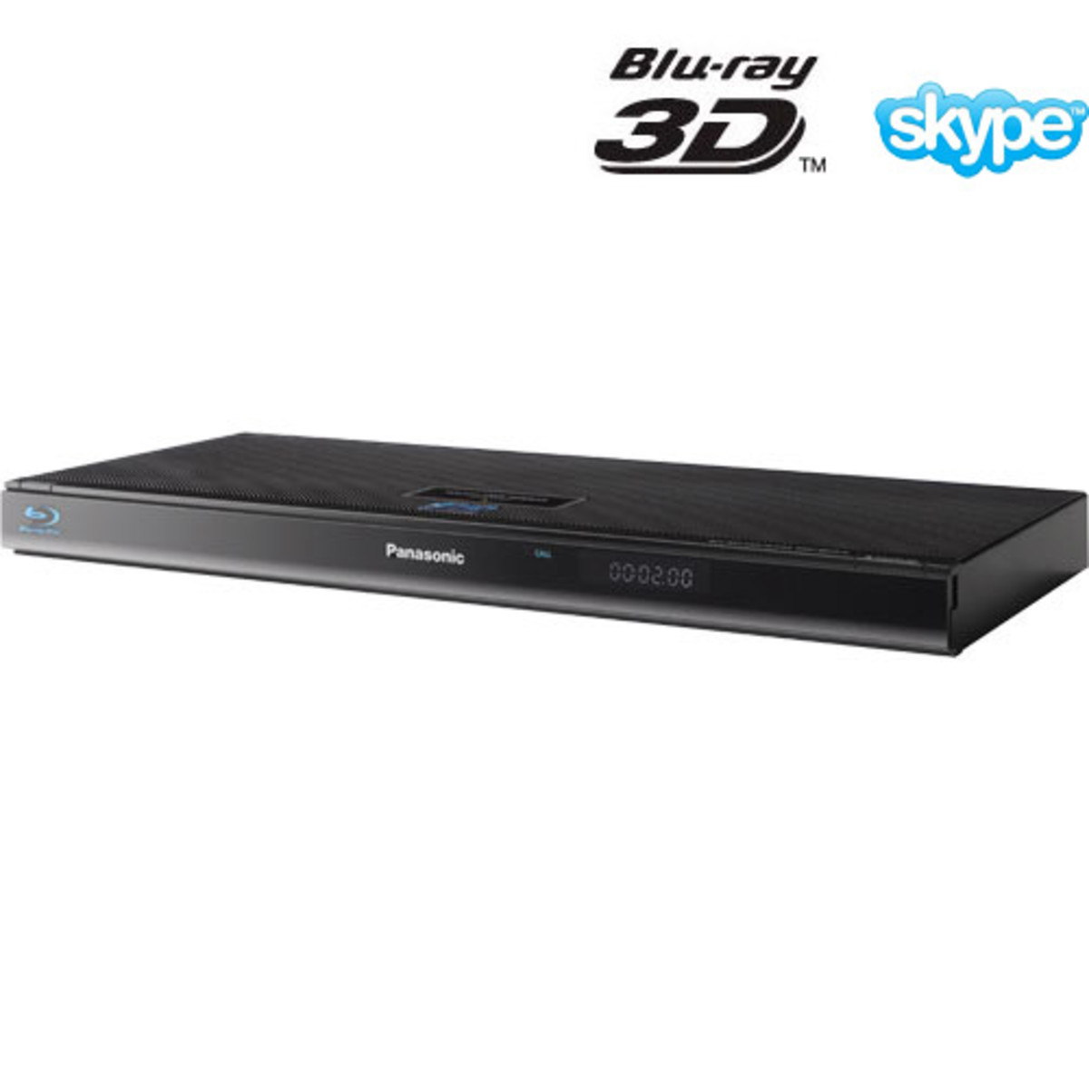 The Panasonic DMP-BDT210 AND DMP-BDT110 Blu-ray player supports 3D video output.