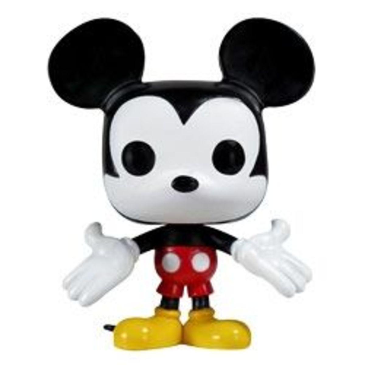 Disney Pop! Action Figure Toys