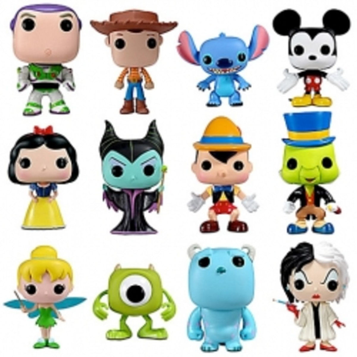 Set of Disney Pop Series 1
