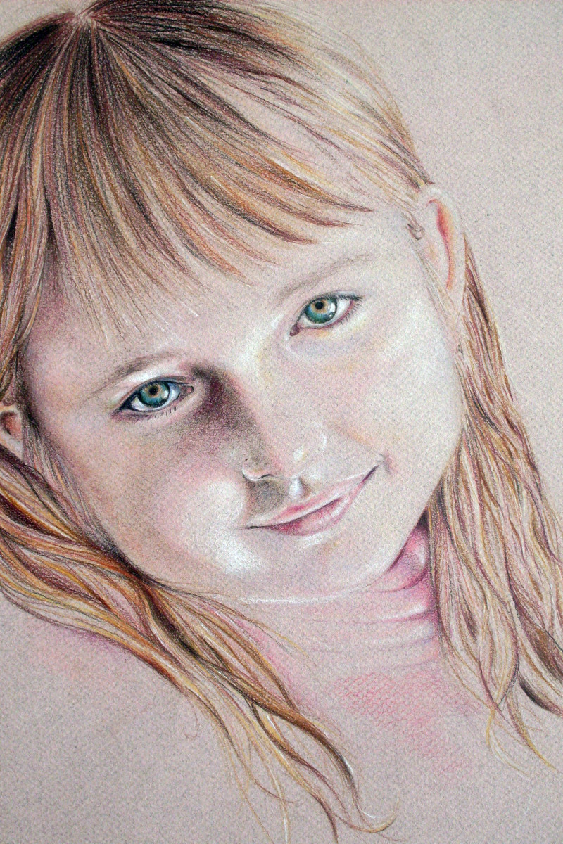 How to start a portrait drawing business