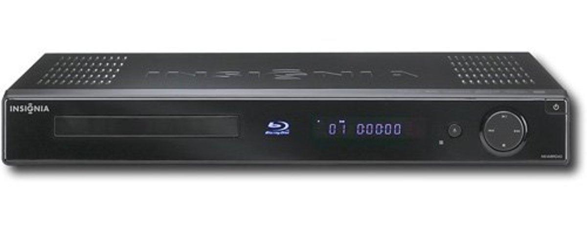 How to Update Insignia Blu-Ray Firmware