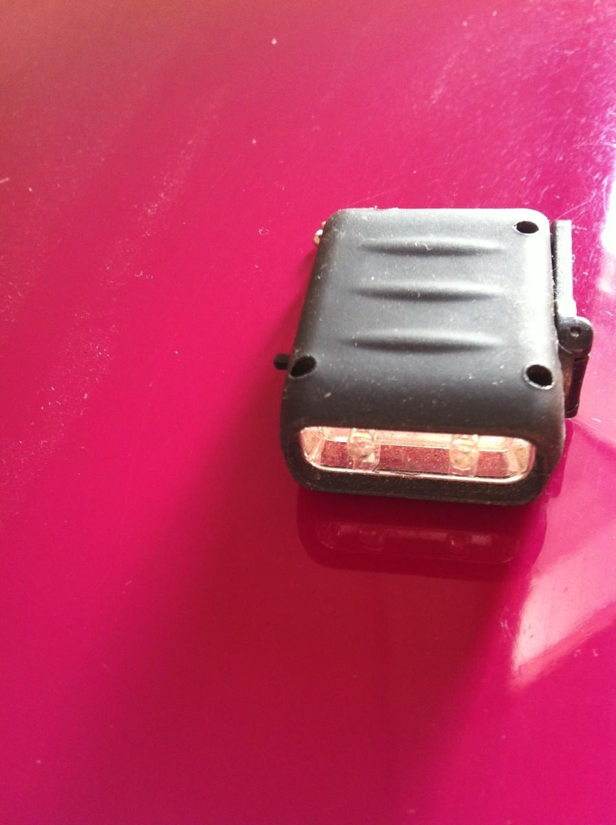 LED keychain light