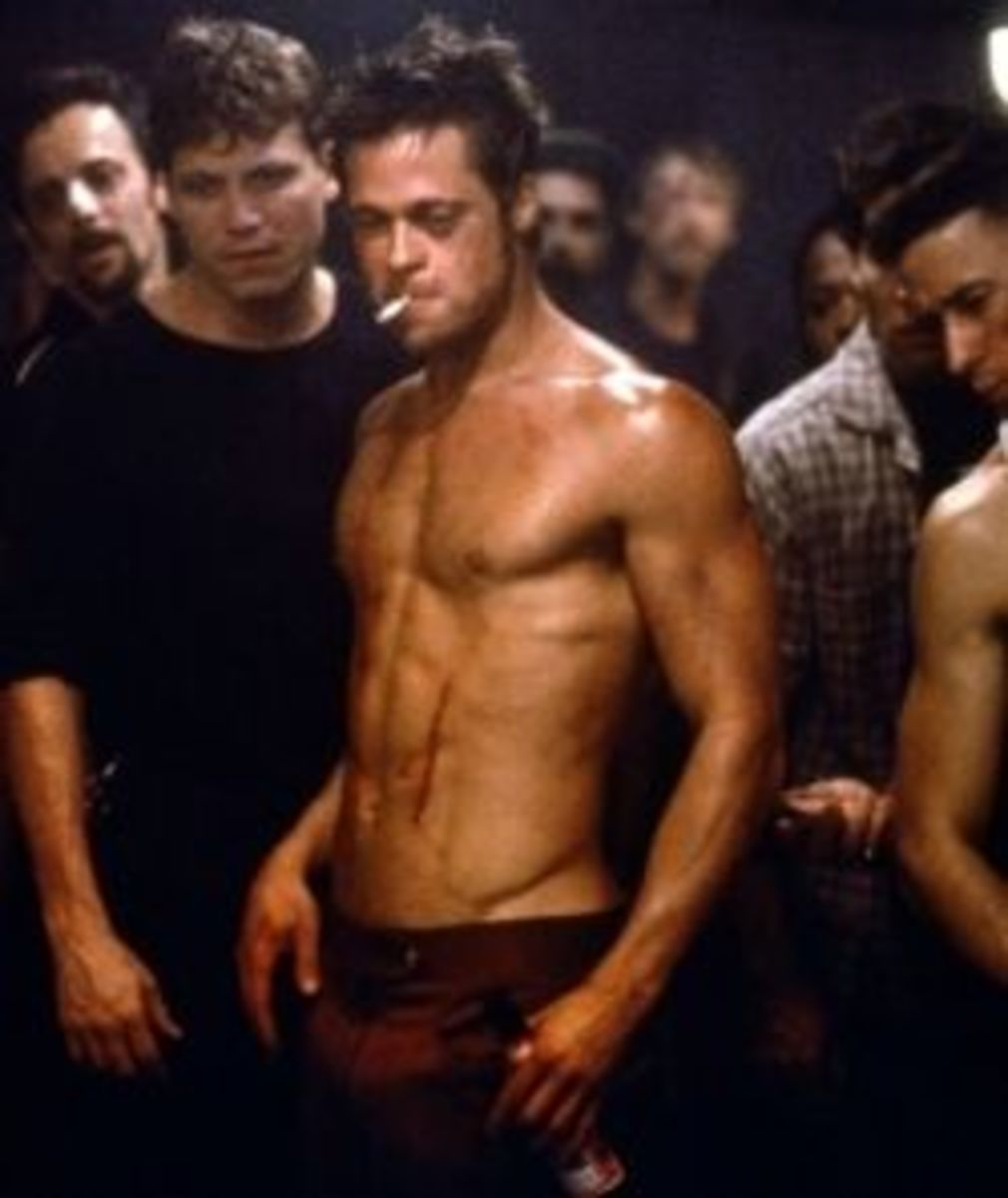 How to Get a Body Like Tyler Durden