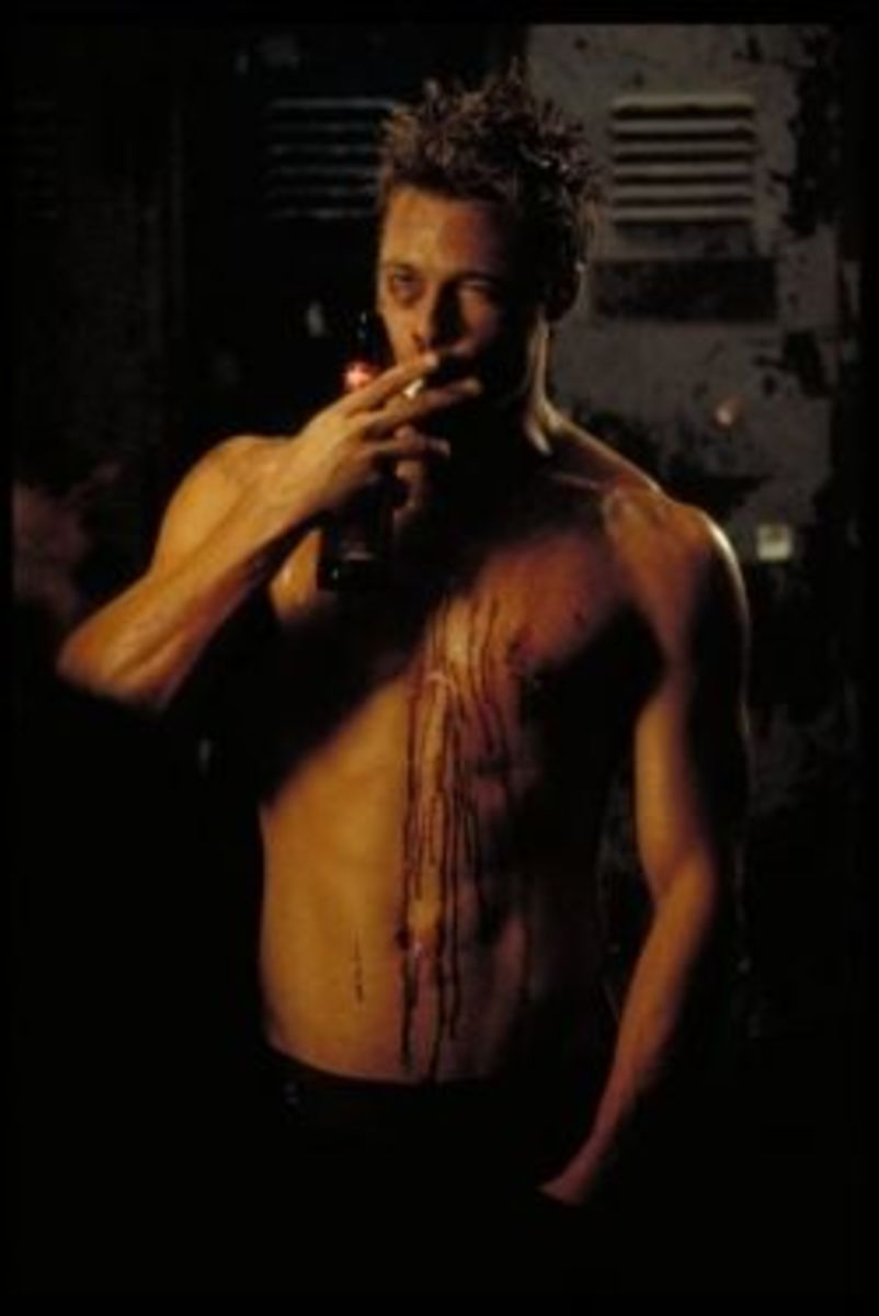How To Get A Body Like Tyler Durden | hubpages