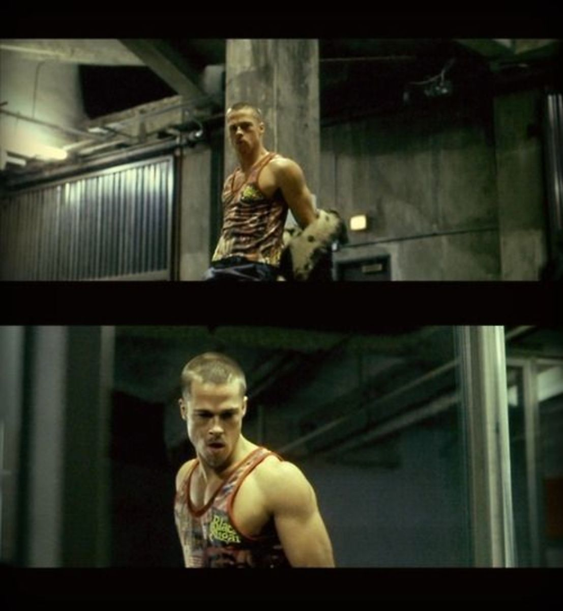 How To Get A Body Like Tyler Durden Hubpages
