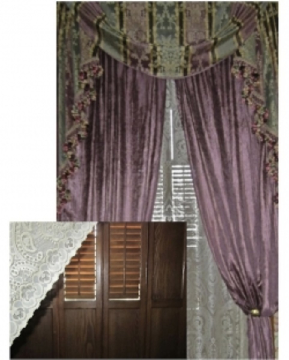 © 2012 Restoration Fabrics & Trims LLC/Old House Interiors