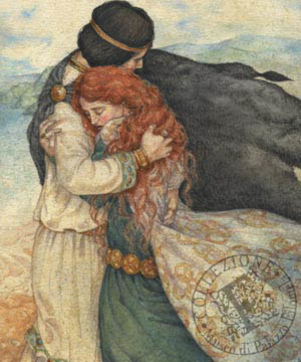 Love at First Sight in Medieval Romance