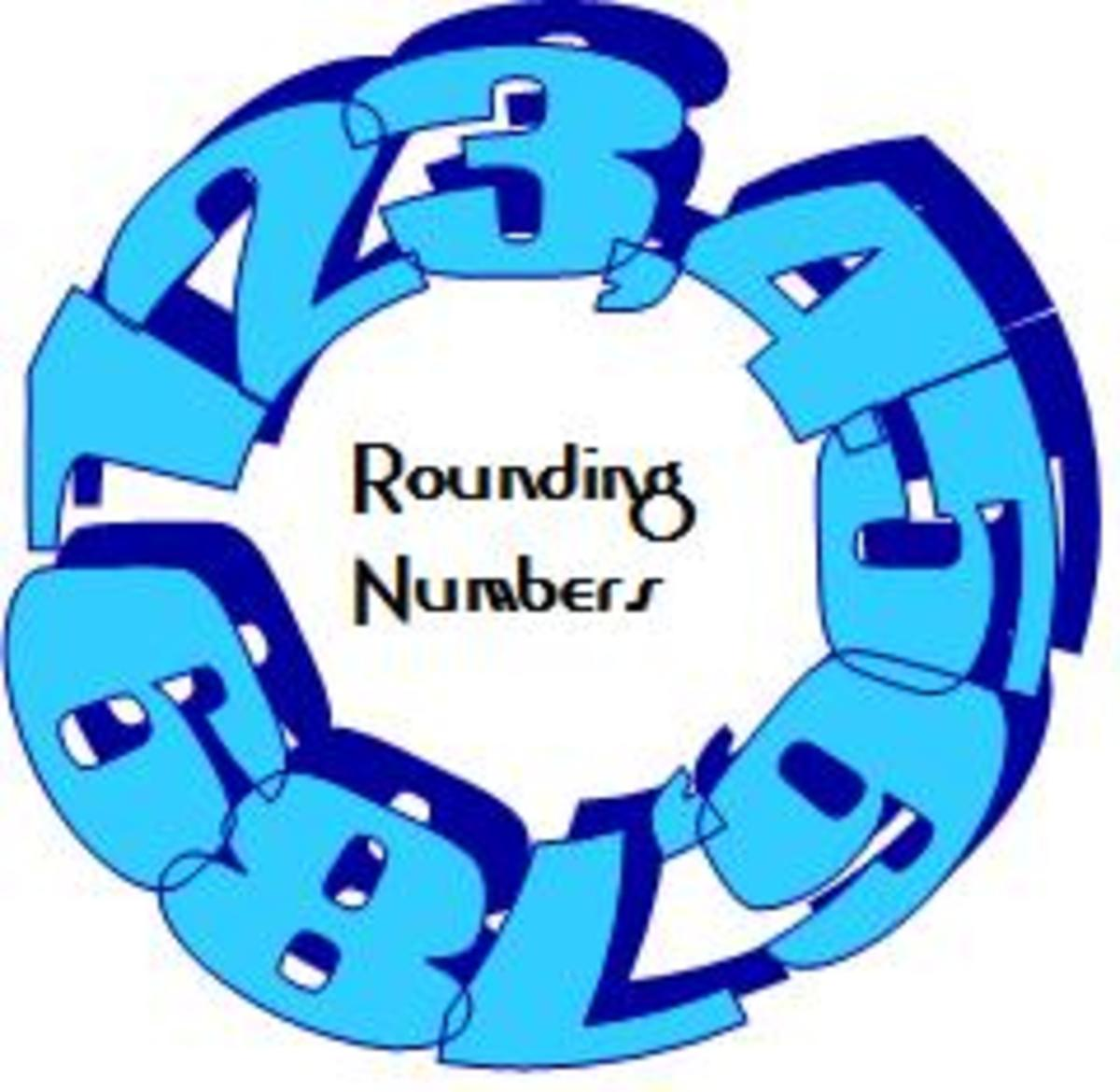 How to Round Numbers using a Rounding Rhyme and a Graphic Organizer