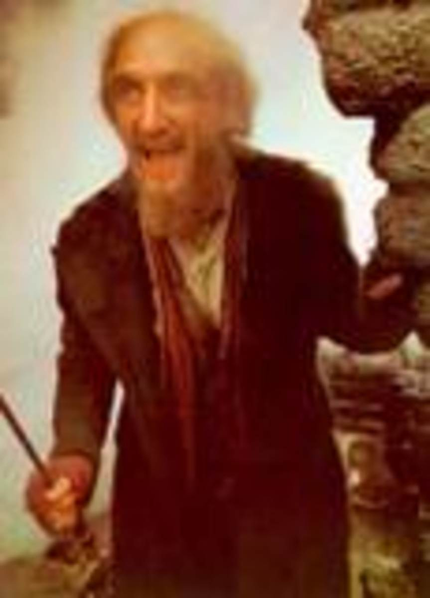 Fagin - played by Ron Moody