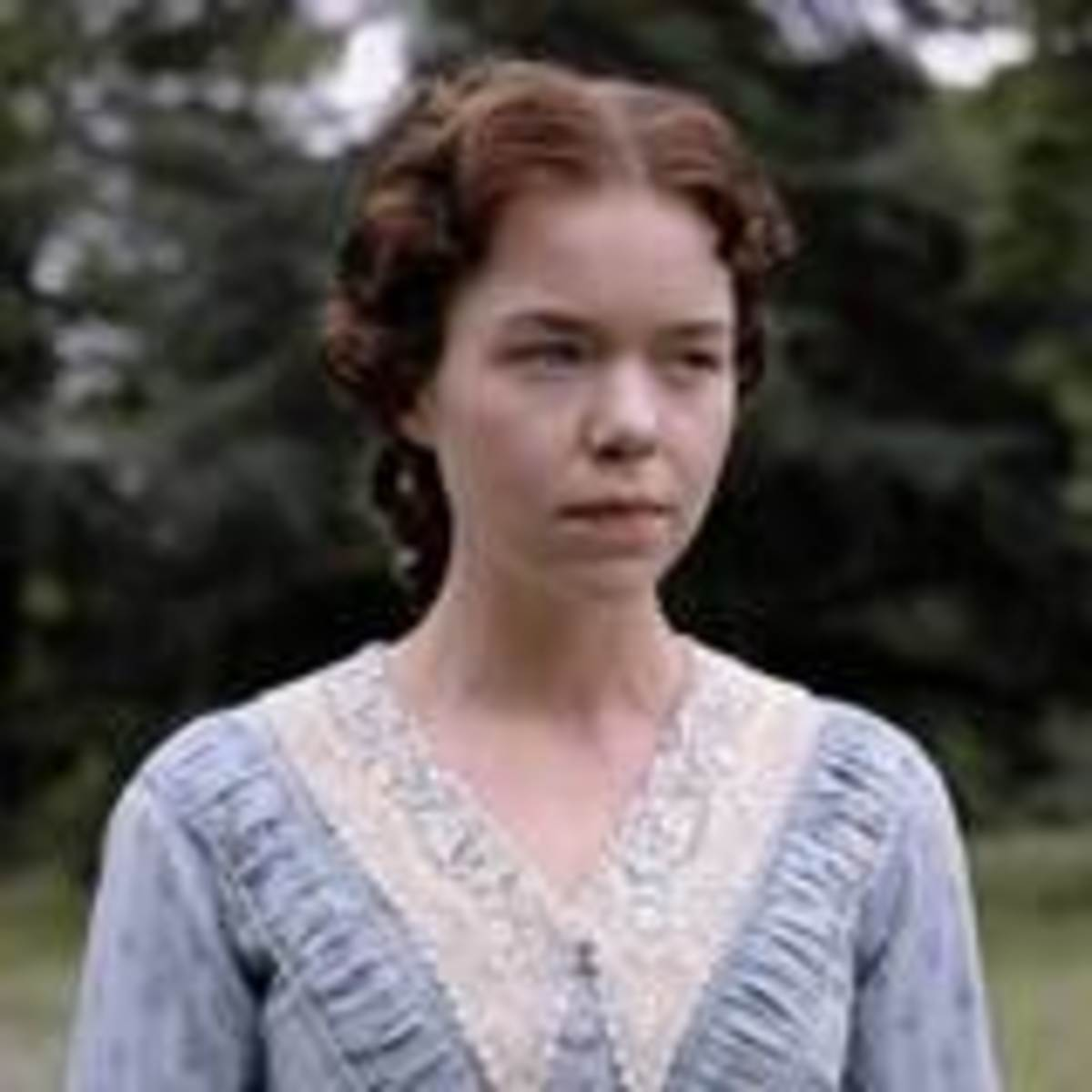 Anna Maxwell-Martin as Esther Summerson in Charles Dickens' Bleak House